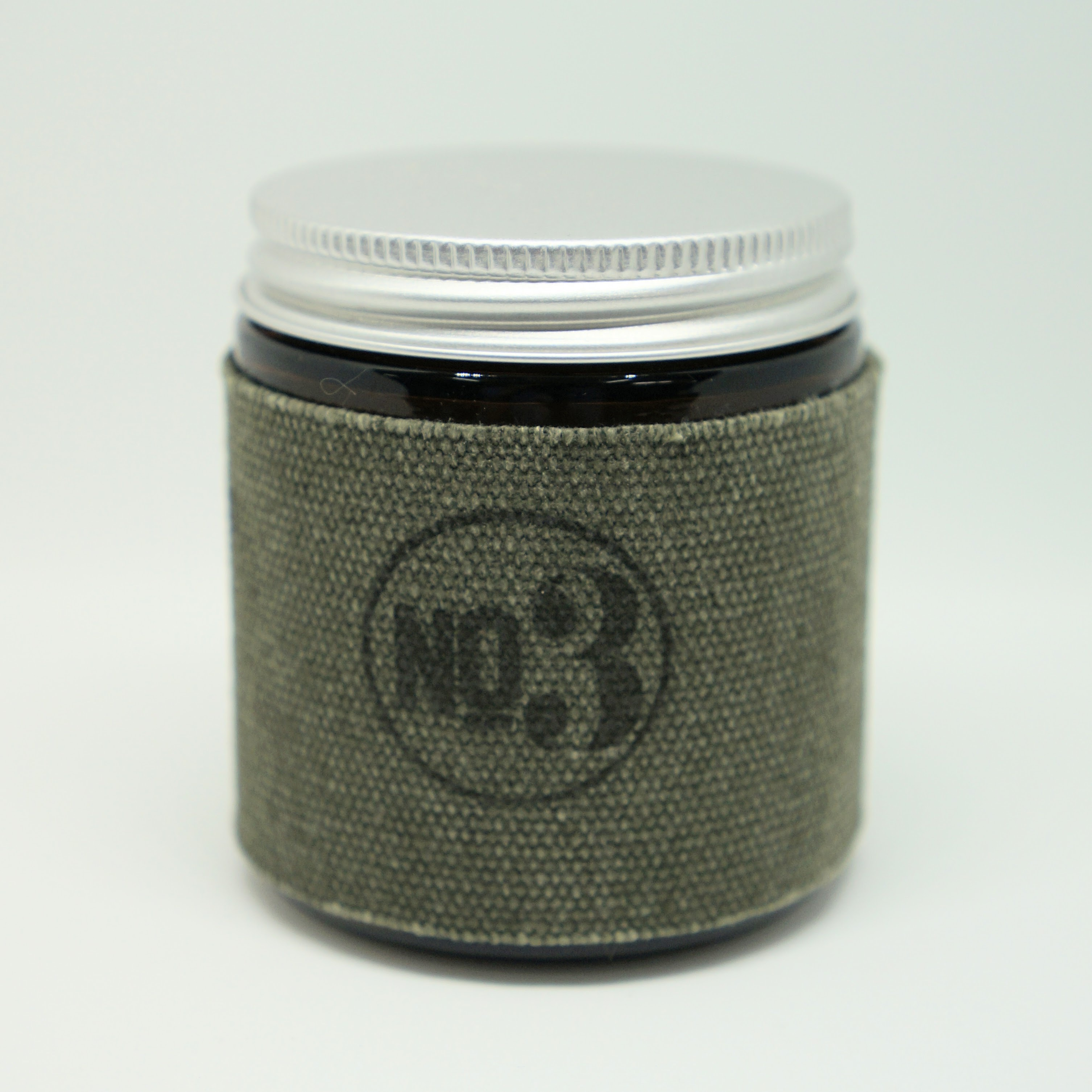 9oz Amber Jar Candle -JASMINE AND SEA SALT- キャンドル Candles - 画像2