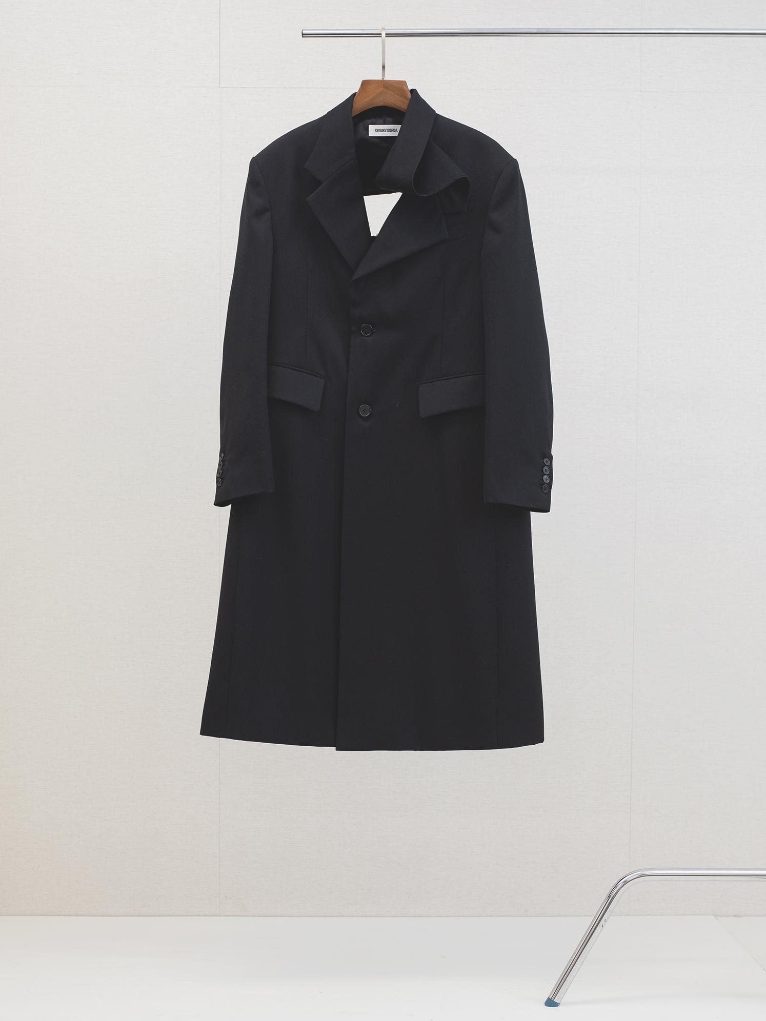 Bended Coat 〈Black〉