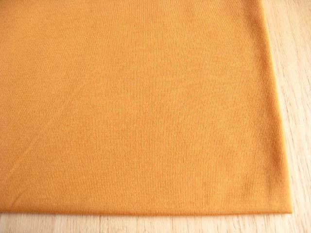 J&B定番 綿コーマ糸40双糸天竺ニット マンゴー NTM-2361