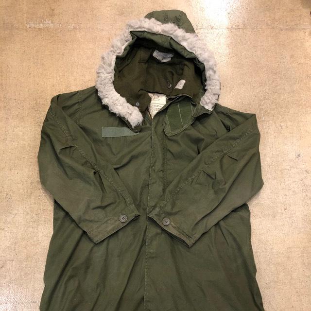 70's M-65 Fishtail Field Jacket ¥21,800+tax