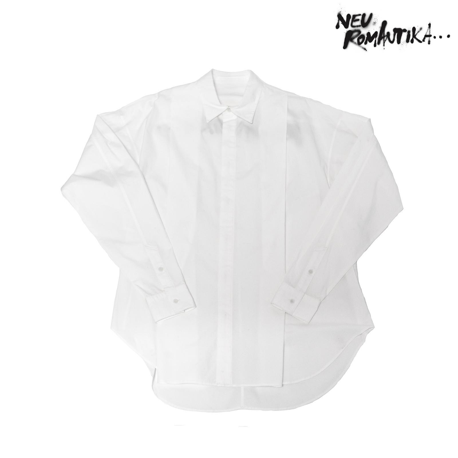 597SHM4-P-OFF / タックドシャツ