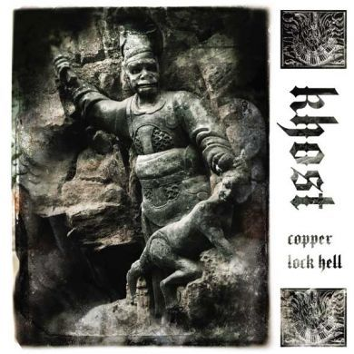 KHOST -  Copper Lock Hell.  CD - 画像1