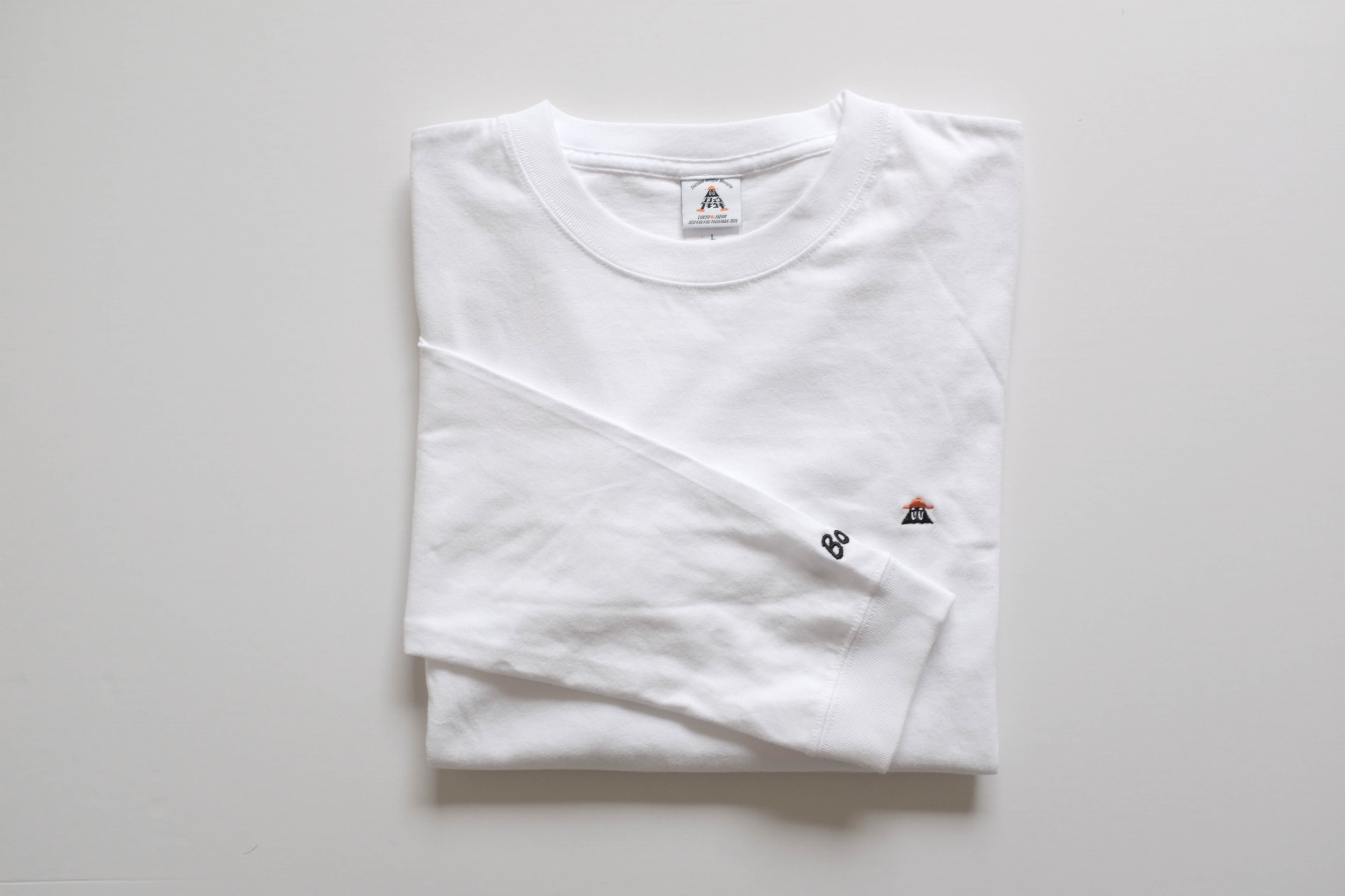 SBW Super heavy weight L/S tee[White]