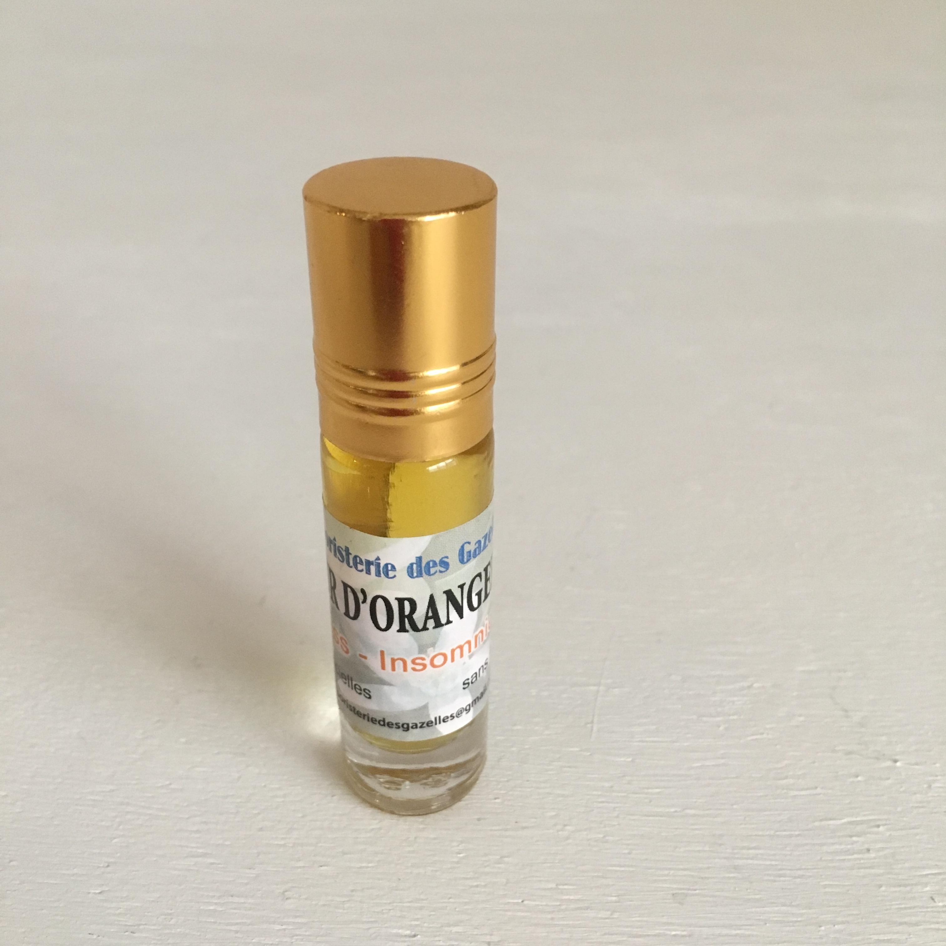 オレンジブロッサムの精油(ロールオンタイプ)10ml