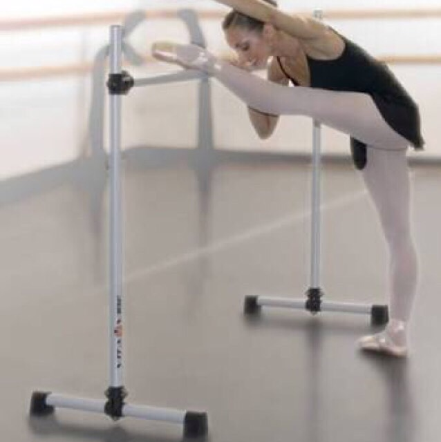 Portable Barre:used