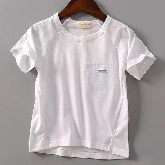 4color simpleポケットTシャツ 【543】