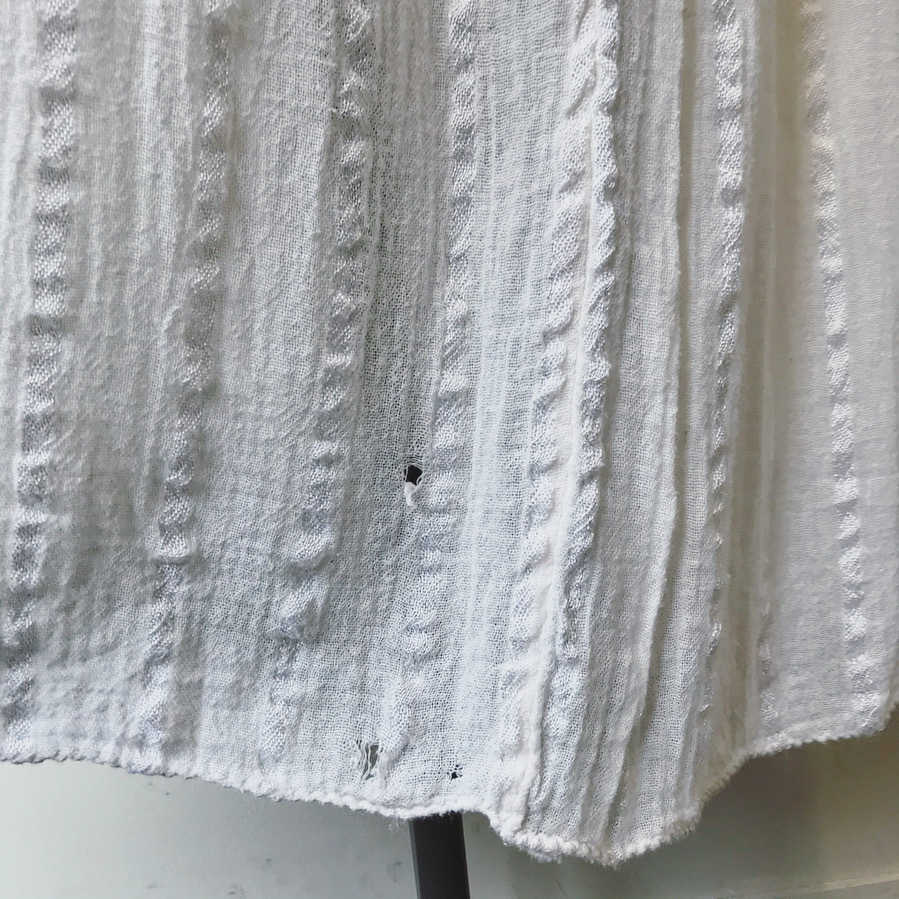 vintage cotton gauze onepiece
