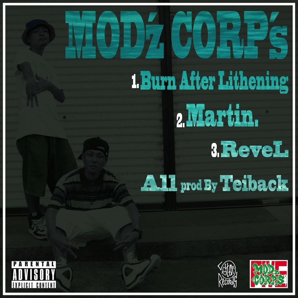[CD] MOD'z CORP's / Adjuster pack