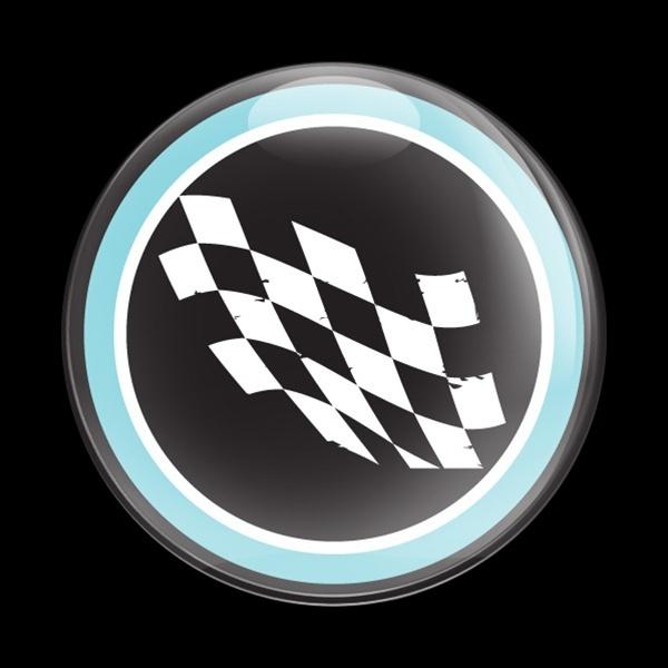 ゴーバッジ(ドーム)(CD0141 - FAST 11) - 画像1