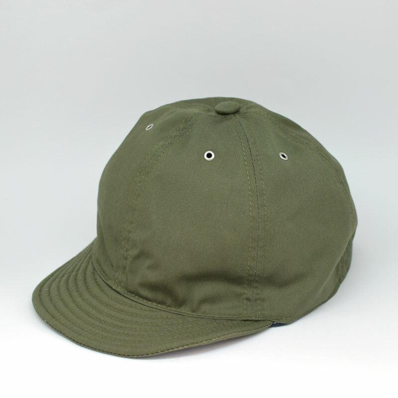 NAPRON WORK CAP ナプロン ワークキャップ オリーブ