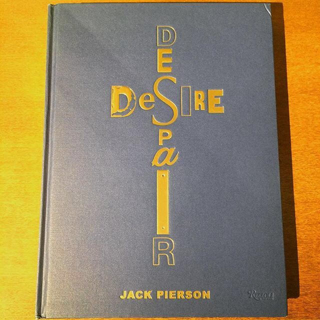 作品集「Desire Despair/Jack Pierson」 - 画像1