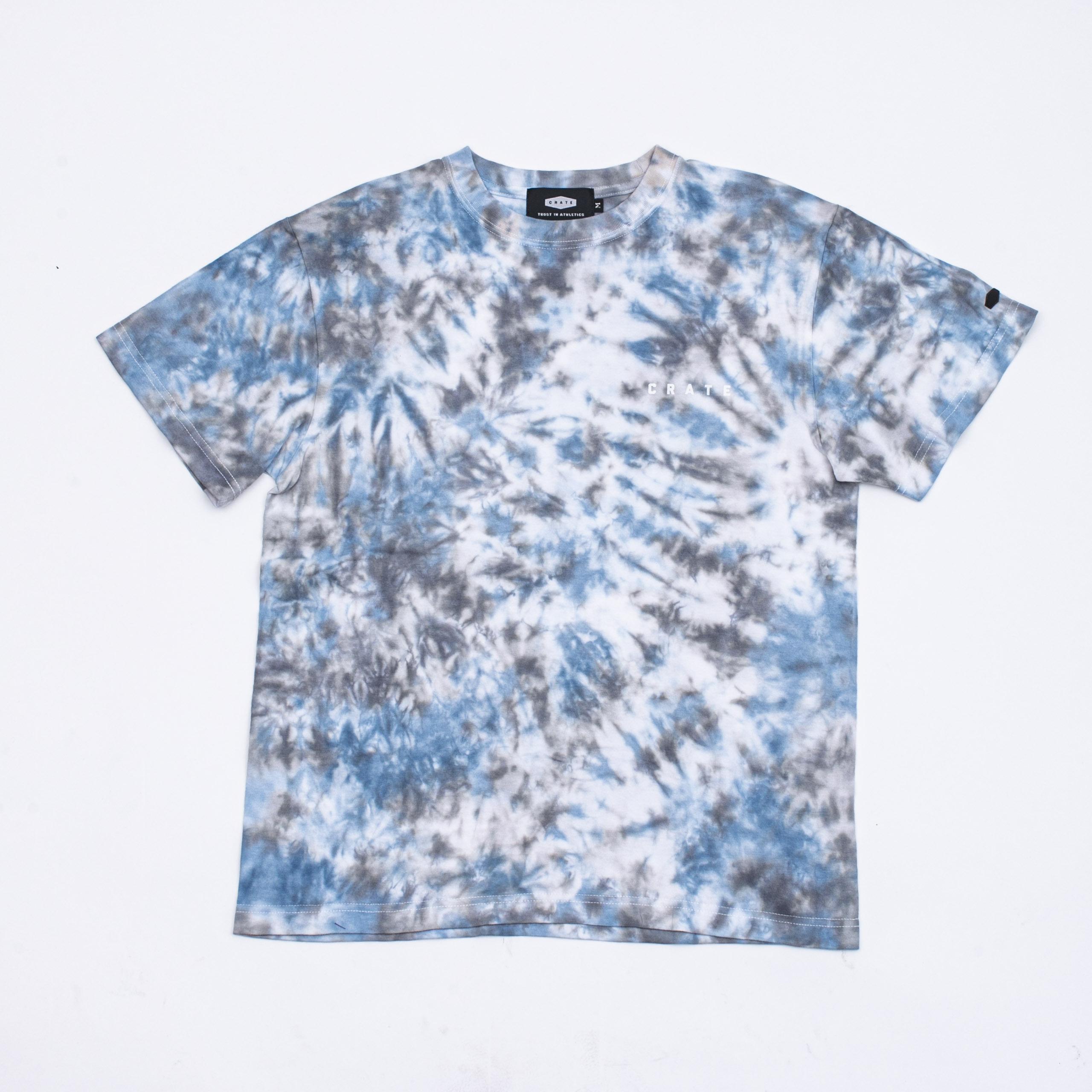 Tiedye T-Shirts BLUE