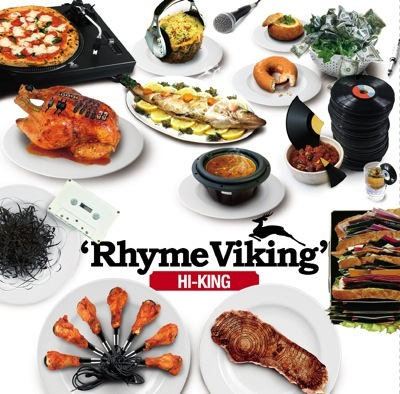 [CD] HI-KING / Rhyme Viking