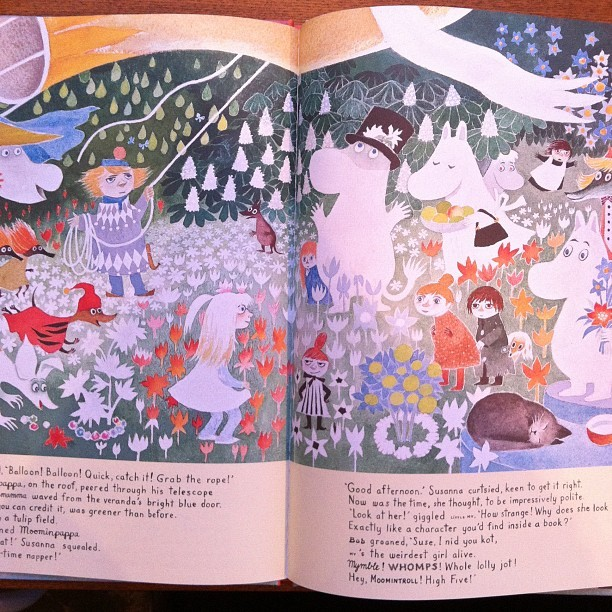 絵本「The Dangerous Journey/Tove Jansson」 - 画像3