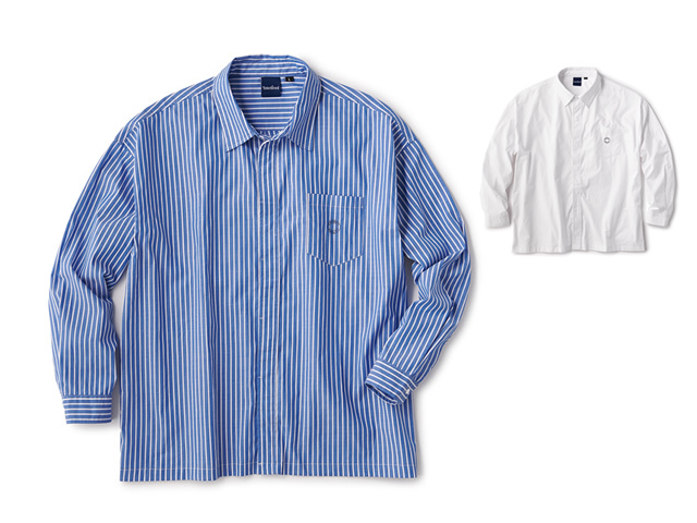 INTERBREED|Fragrancy Shirts