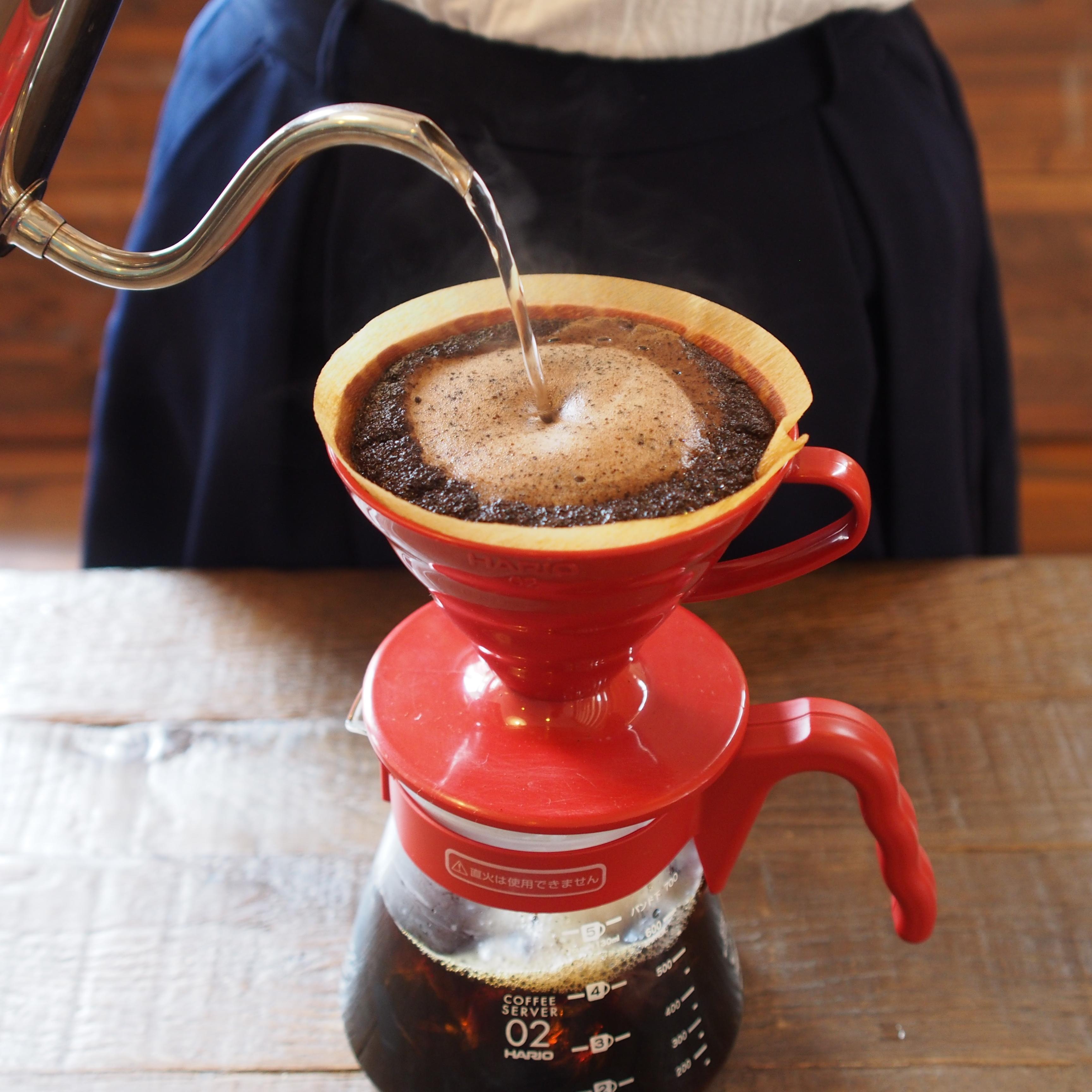 違いを楽しむ3種類の夏のコーヒー