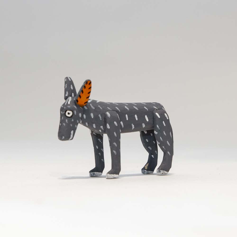 Alebrijes Donkey - Gray