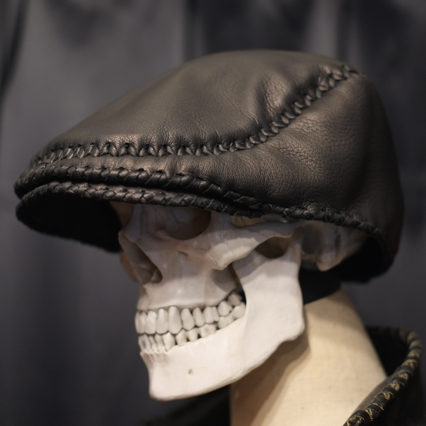 Snake head Hunting hat(BLACK DEER)予約受付販売