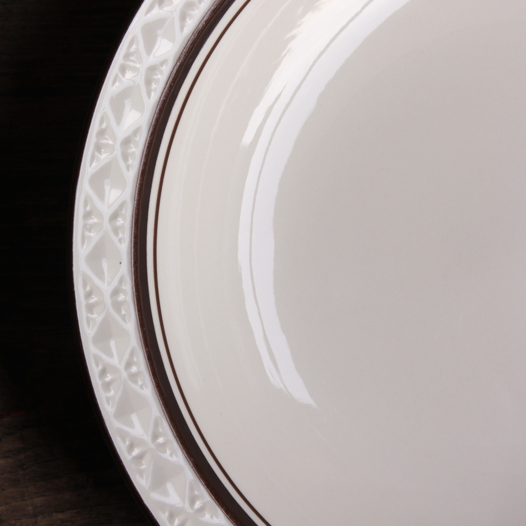 charcoal chateau カレー皿 在庫1枚