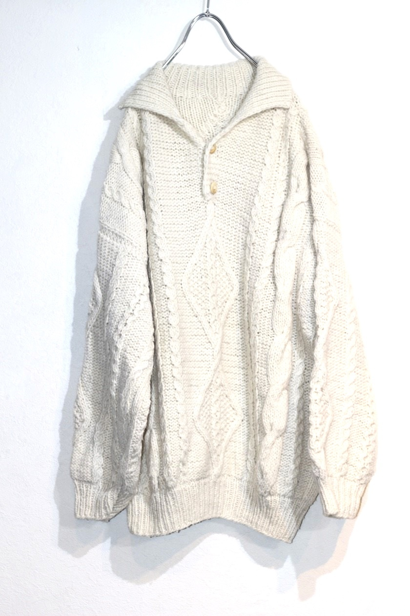 fisherman Knit