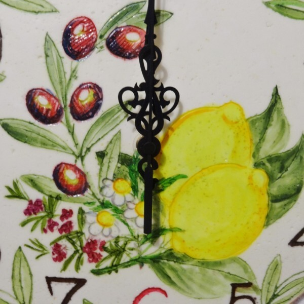 オリーブとレモンとローズマリー(10cm)