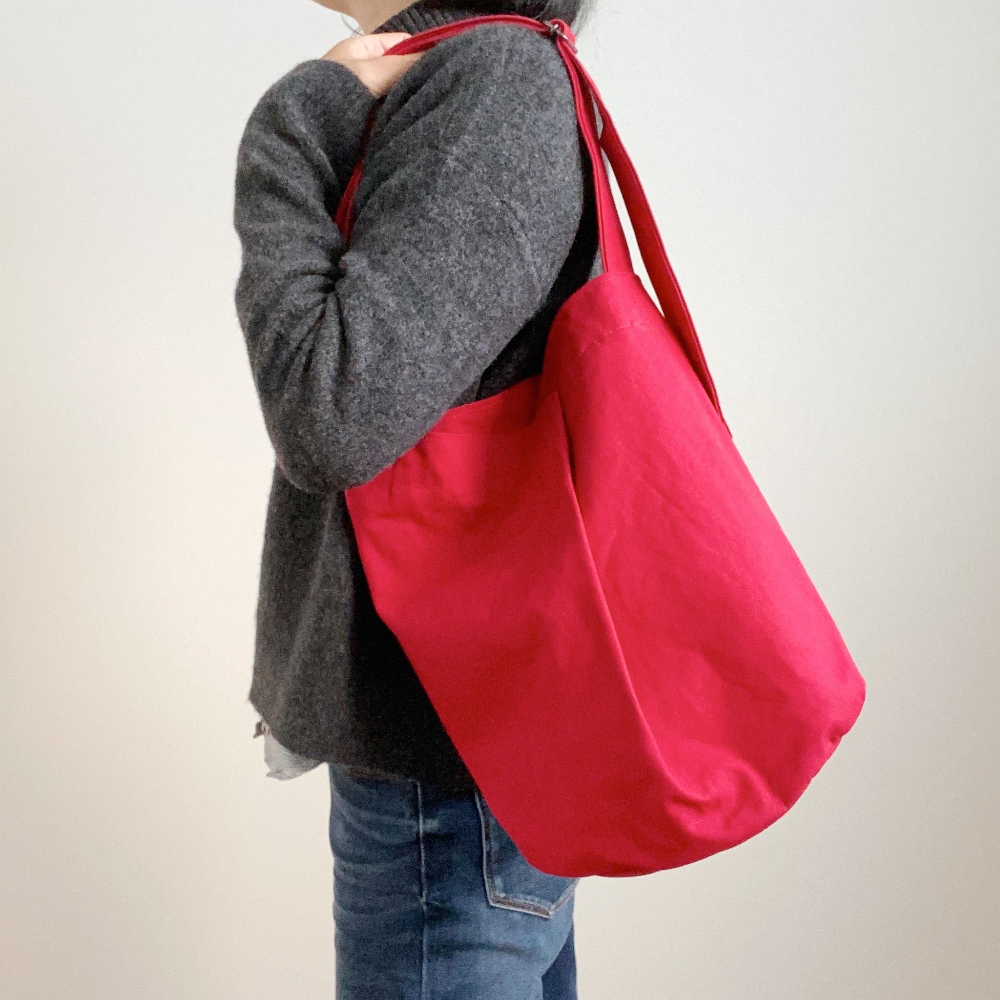 チューリップバッグ レッド(Tulip Bag Red)