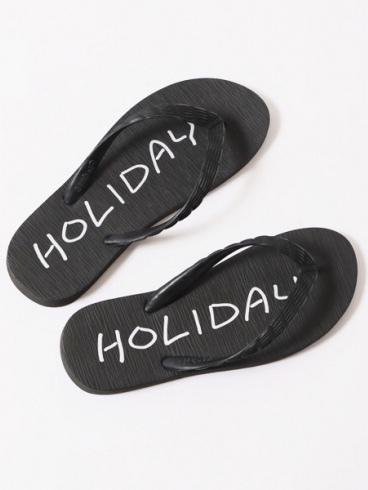 【HOLIDAY】GENBEI BEACH SANDALS