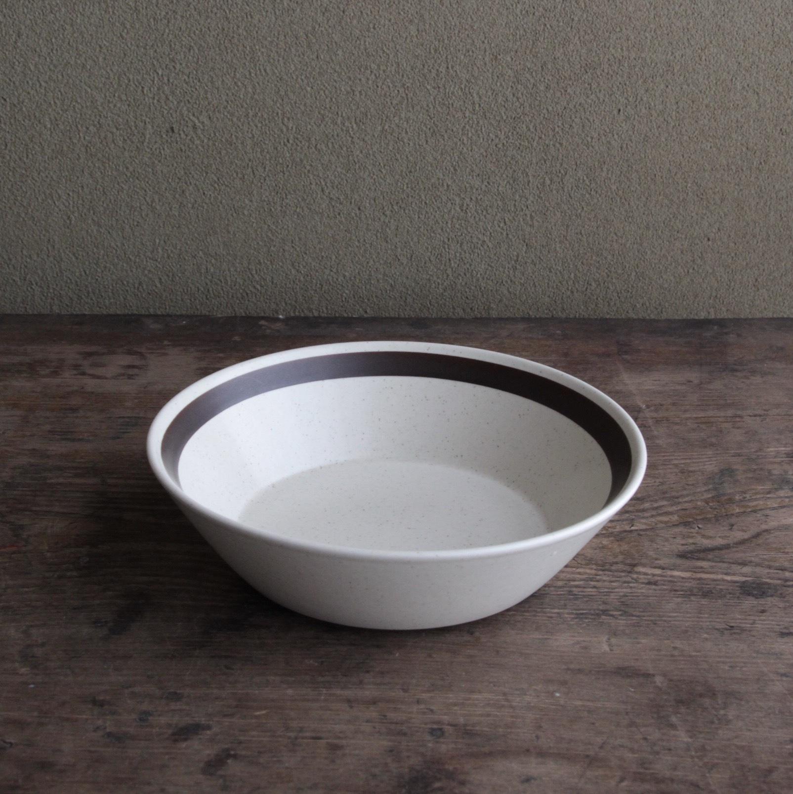 ミカサ ストーンウェア ボウル皿 在庫1枚