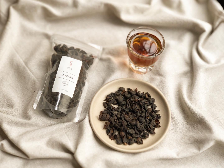 Cascara Tea カスカラ / コーヒーチェリーティー 60g