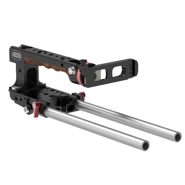 0350-1190 : Canon EOS C300 MKII用トップハンドグリップキット