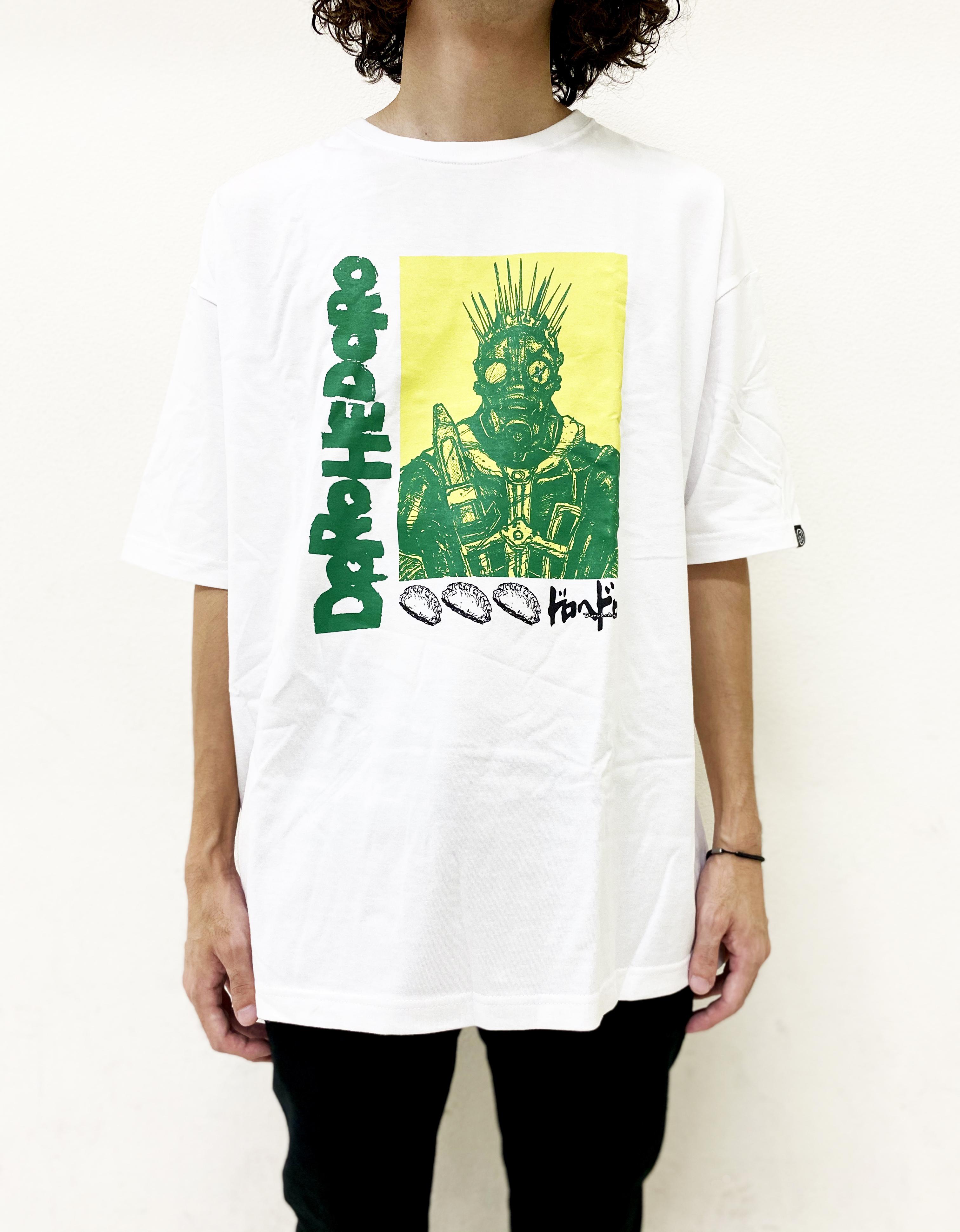 〈ドロヘドロ〉カイマン グラフィックTシャツ