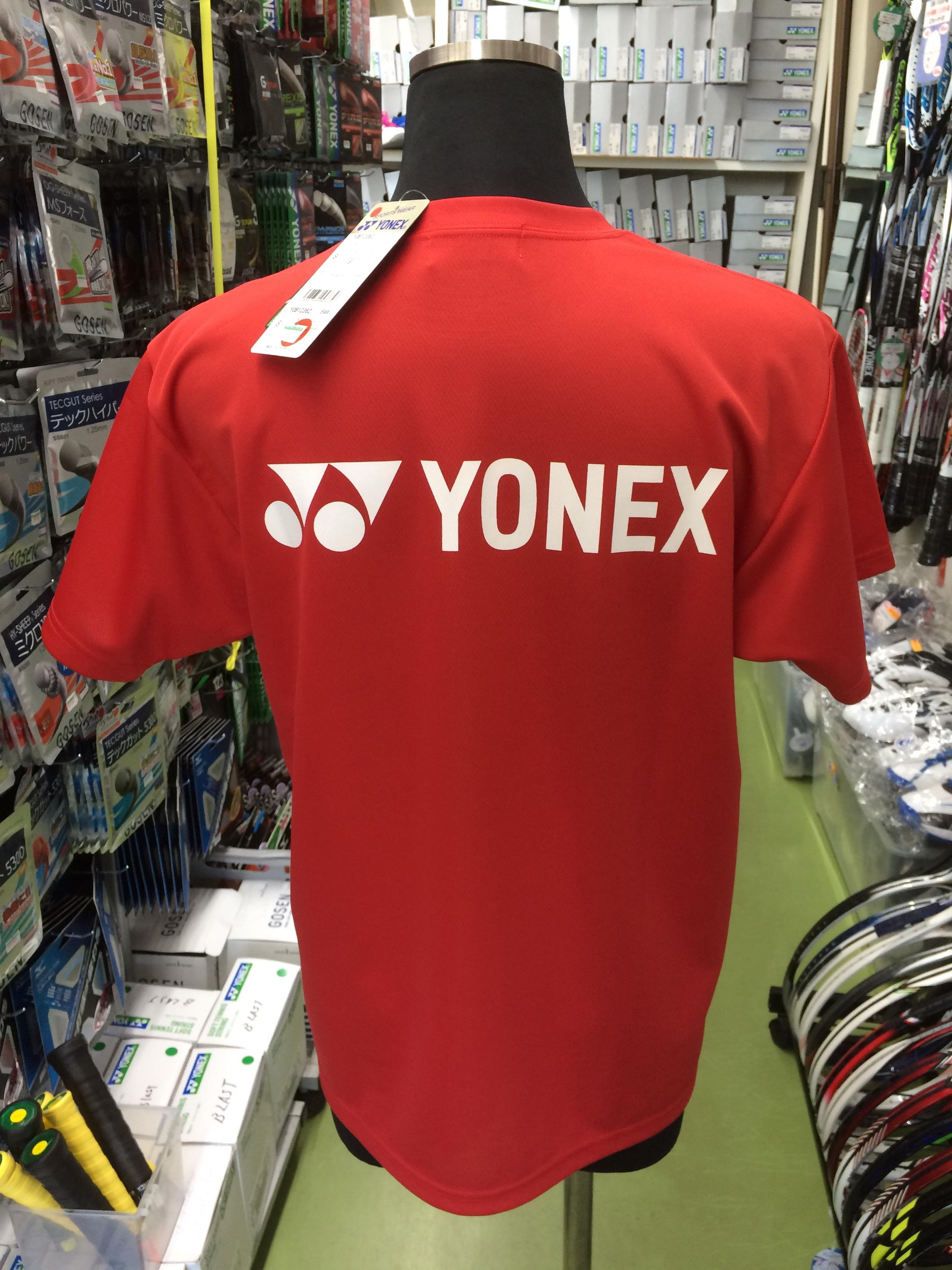 ヨネックス ユニドライTシャツ YOB12362 - 画像2