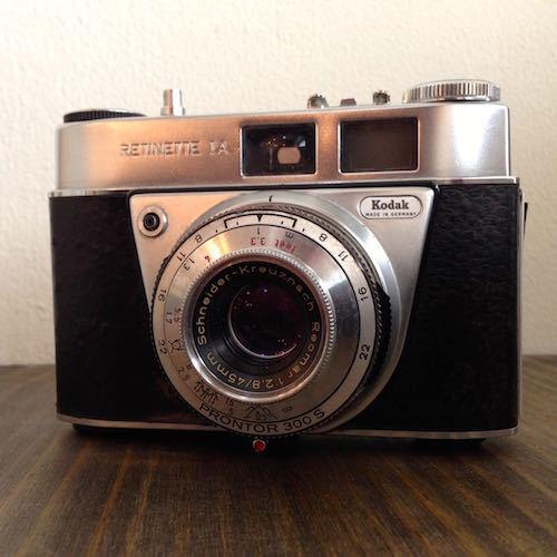 Vintage Camera Kodak Retinette