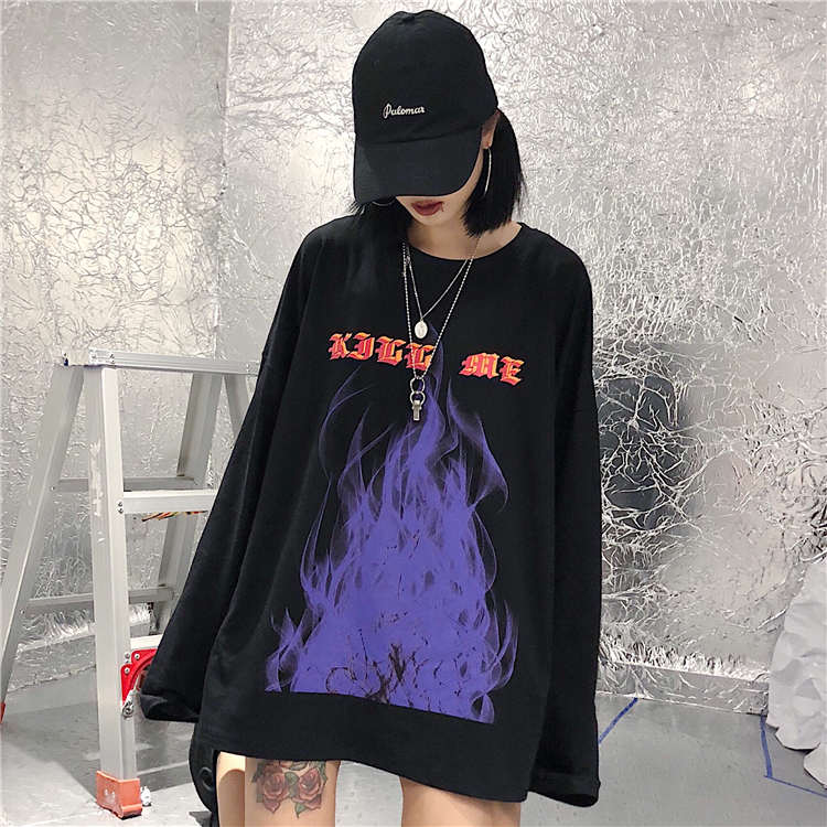 【tops】新作アルファベット大好評シンプルTシャツ22671369