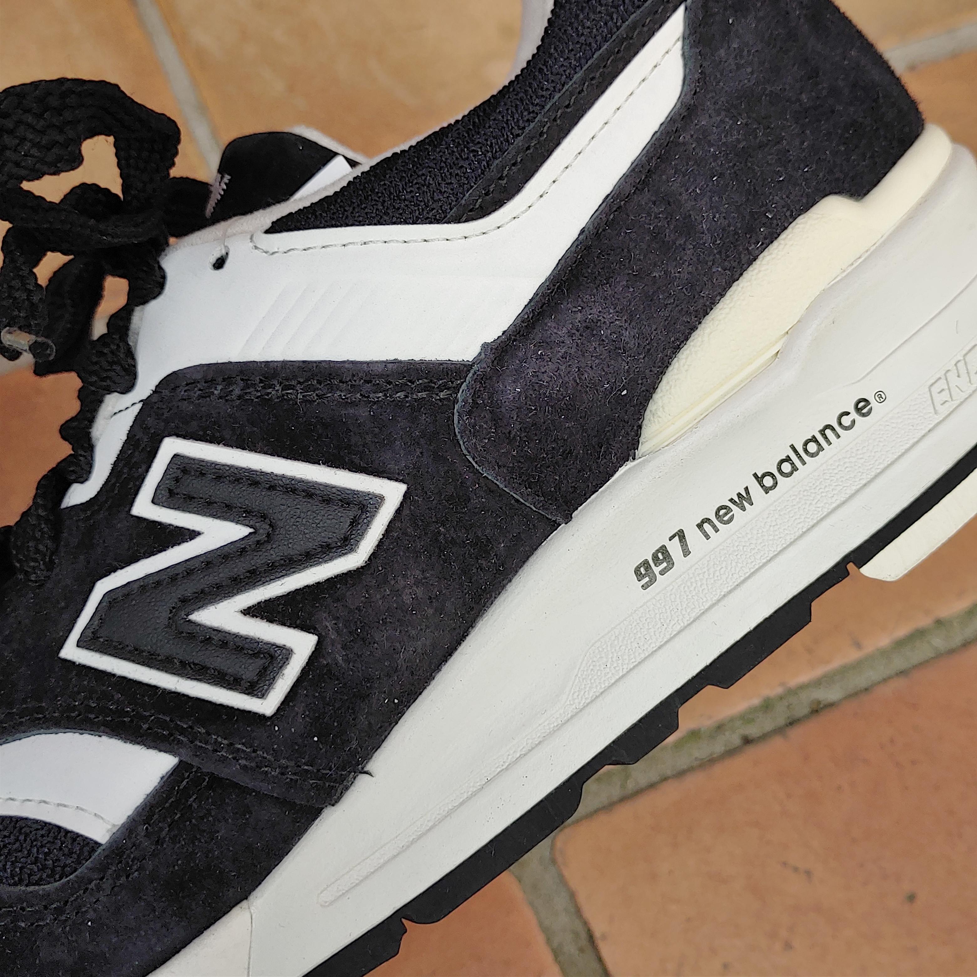 【USA】NEW BALANCE 997 US7(25cm)