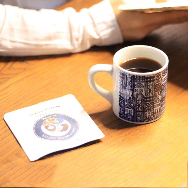 モグマグオリジナルラベル カフェインレスコーヒー 【お試しmogmagセット】
