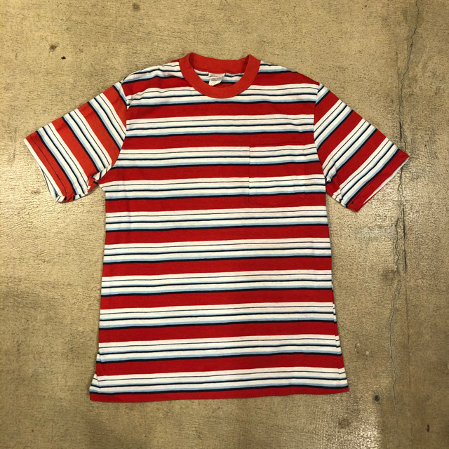 California For JCpenney Border Tee ¥4,800+tax