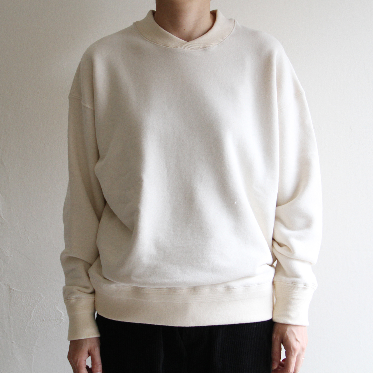 UNION LAUNCH【 womens】over size sweat