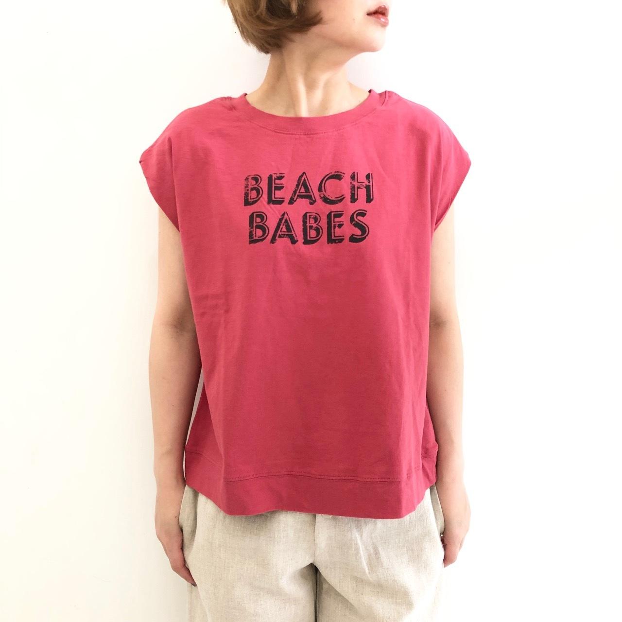 【 JUDDY CORN 】- F8389 - フレンチスリーブTeeシャツ