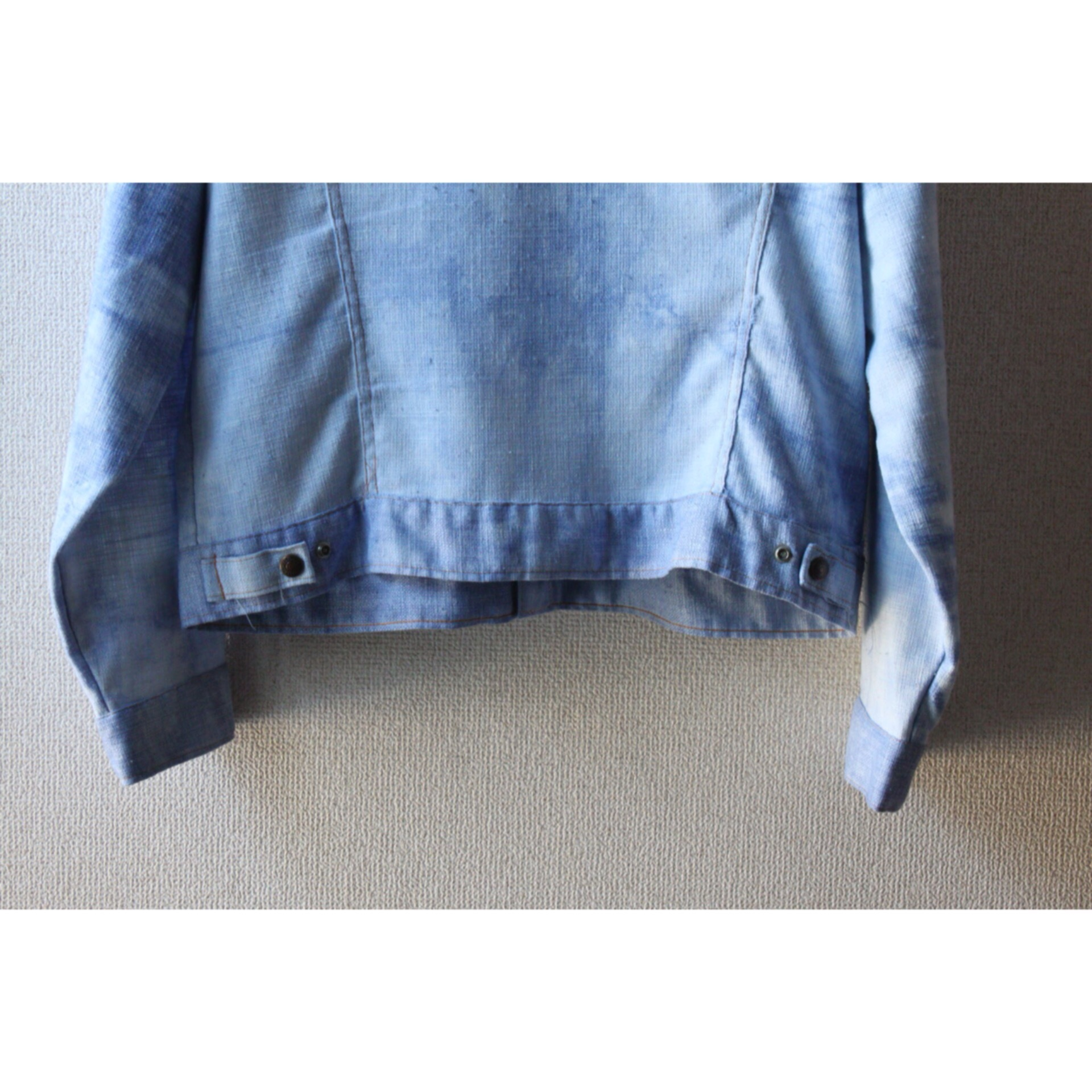 70s Levi's pale blue jacket