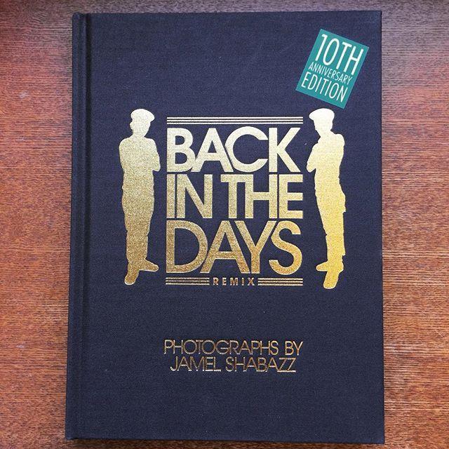 写真集「Back in the Days Remix: 10th Anniversary Edition/Jamel Shabazz - 画像1