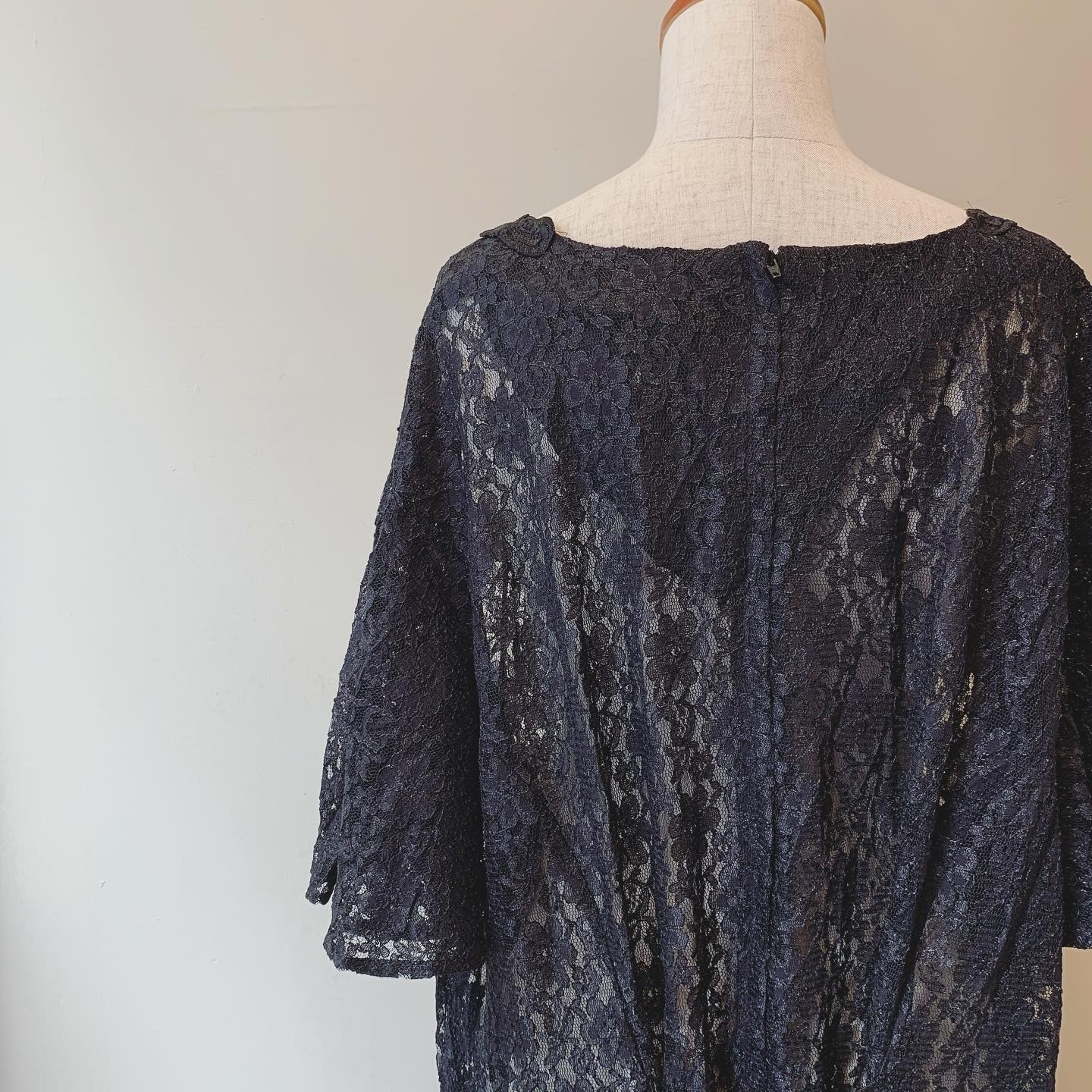 vintage USA lace onepiece
