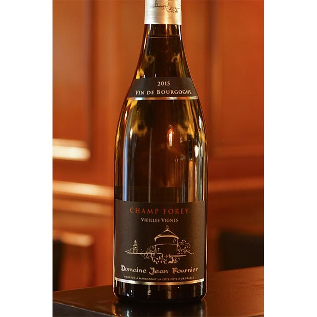 2017年ブルゴーニュ アリゴテ シャン フォレ 白ワイン