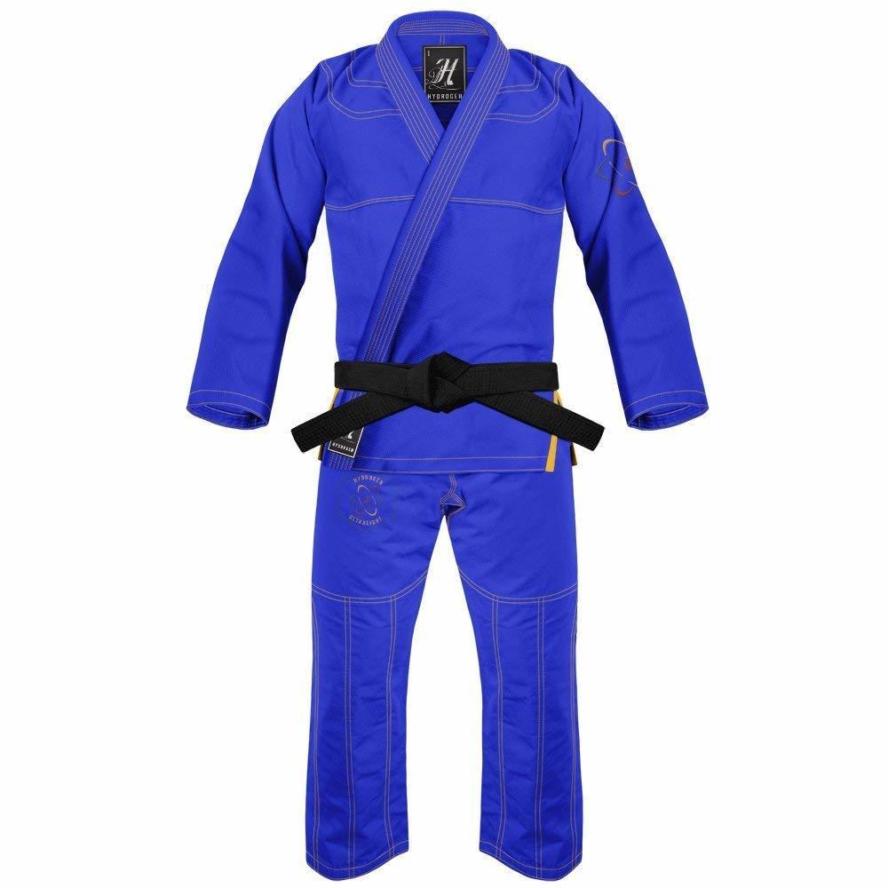 WAR TRIBE GEAR Hydrogen Gi ブルー 青|ブラジリアン柔術衣(柔術着)