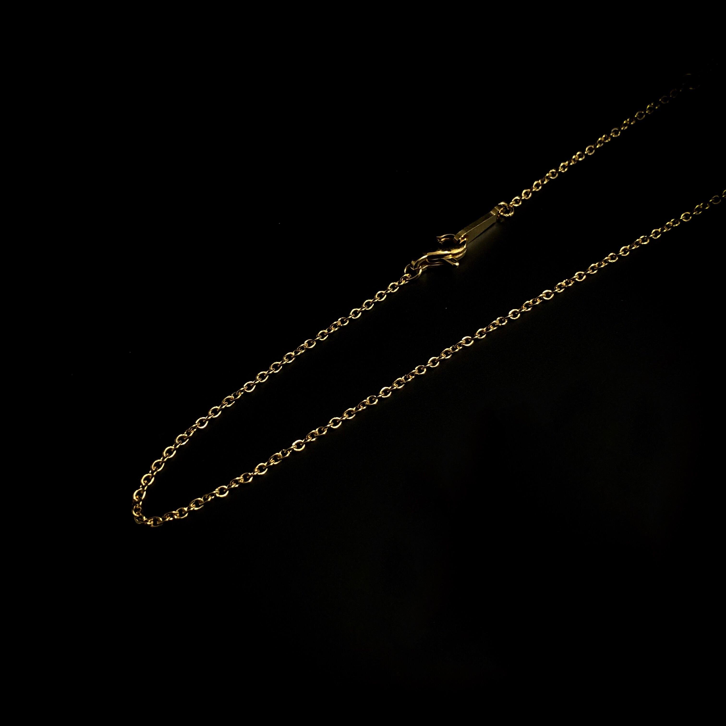 24kgp AZUKI chain 40-45