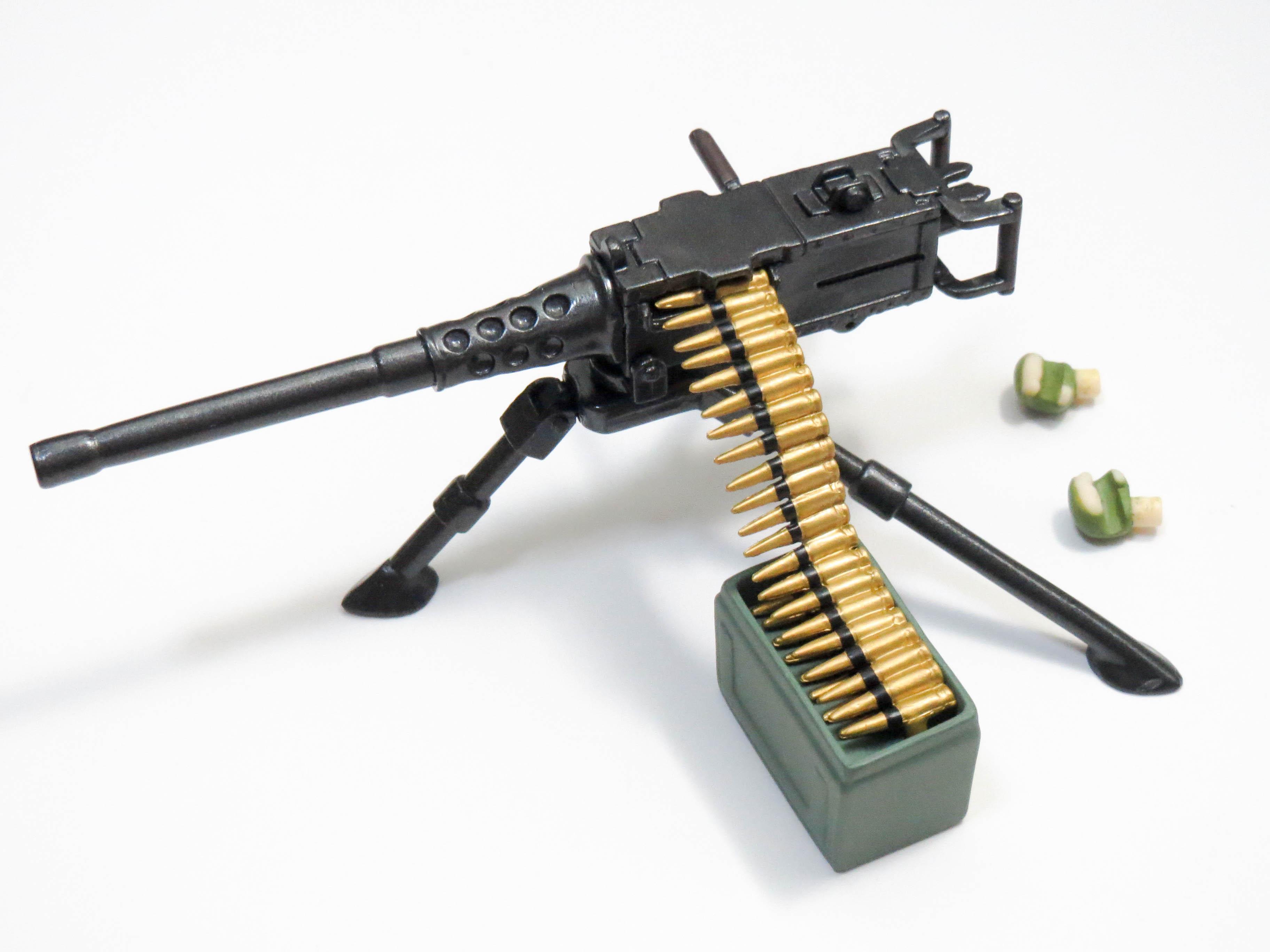 再入荷【139】 あーみーさん 小物パーツ M2重機関銃 ねんどろいど