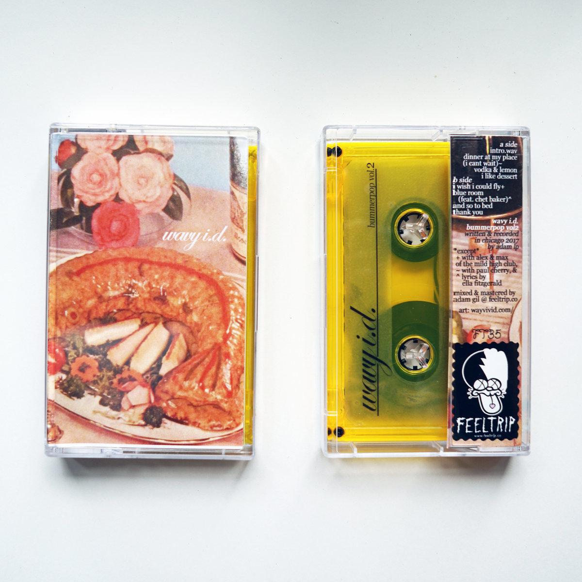 Wavy i.d. / bummerpop vol2(100 Ltd Cassette)