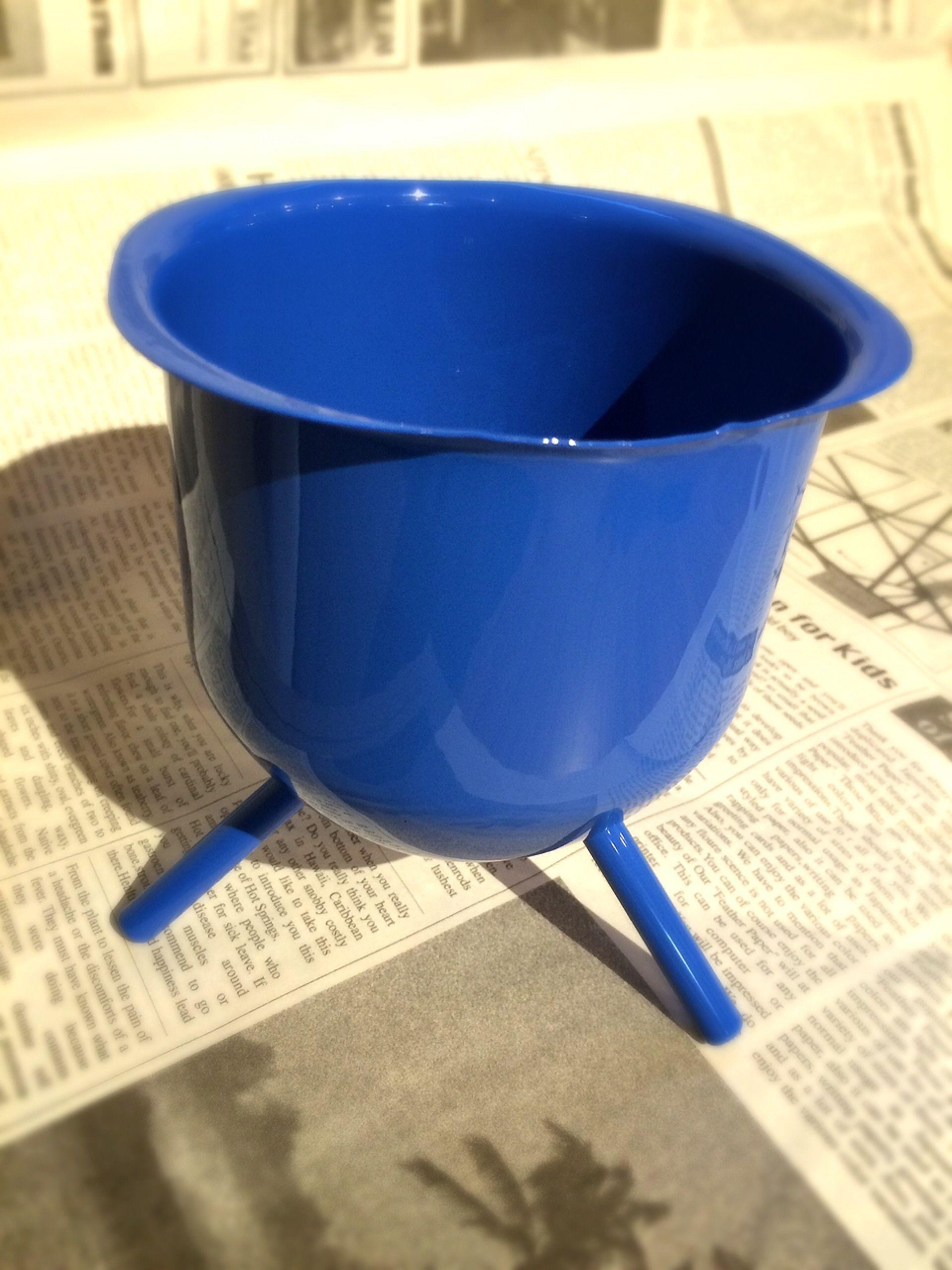 PODS BLUE|小さな工場のママたちが考えたスマホ用無電源スピーカー《PODS(ポッズ)》