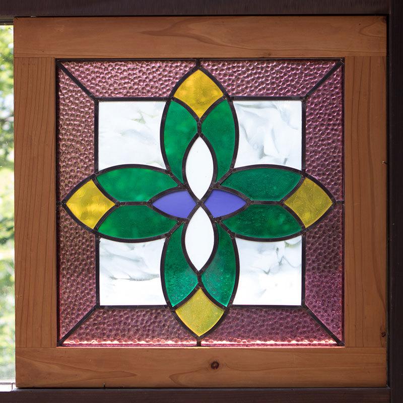 ラルゴ(ステングラスのアートパネル) 03050206