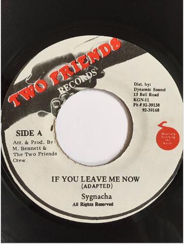 Sygnacha(スグネイチャ) - If You Leave Me Now【7'】